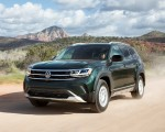2021 Volkswagen Atlas Basecamp Front Three-Quarter Wallpapers 150x120 (4)