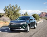 2021 Volkswagen Atlas Basecamp Front Three-Quarter Wallpapers 150x120 (1)