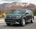 2021 Volkswagen Atlas Basecamp Front Three-Quarter Wallpapers 150x120 (3)