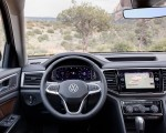 2021 Volkswagen Atlas Basecamp Interior Steering Wheel Wallpapers 150x120 (15)
