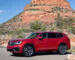 2021 Volkswagen Atlas SEL Premium 4Motion Front Three-Quarter Wallpapers 150x120 (9)
