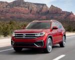 2021 Volkswagen Atlas SEL Premium 4Motion Front Three-Quarter Wallpapers 150x120 (2)