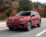 2021 Volkswagen Atlas SEL Premium 4Motion Wallpapers HD