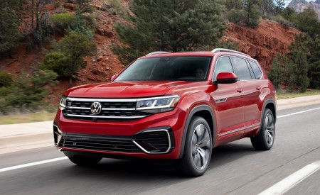 2021 Volkswagen Atlas SEL Premium 4Motion Wallpapers & HD Images