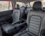 2021 Volkswagen Atlas SEL Premium 4Motion Interior Rear Seats Wallpapers 150x120 (24)