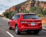 2021 Volkswagen Atlas SEL Premium 4Motion Rear Three-Quarter Wallpapers 150x120 (6)