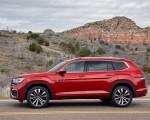 2021 Volkswagen Atlas SEL Premium 4Motion Side Wallpapers 150x120 (13)