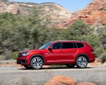 2021 Volkswagen Atlas SEL Premium 4Motion Side Wallpapers 150x120 (8)