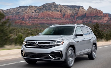 2021 Volkswagen Atlas SEL Wallpapers HD
