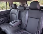 2021 Volkswagen Atlas SEL R-line Interior Rear Seats Wallpapers 150x120 (39)