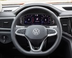 2021 Volkswagen Atlas SEL R-line Interior Steering Wheel Wallpapers 150x120 (18)