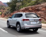 2021 Volkswagen Atlas SEL R-line Rear Three-Quarter Wallpapers 150x120 (4)