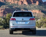 2021 Volkswagen Atlas SEL R-line Rear Wallpapers 150x120 (10)