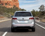2021 Volkswagen Atlas SEL R-line Rear Wallpapers 150x120 (6)