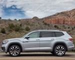 2021 Volkswagen Atlas SEL R-line Side Wallpapers 150x120 (11)