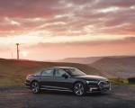 2020 Audi A8 L 60 TFSI e quattro (Plug-In Hybrid UK-Spec) Front Three-Quarter Wallpapers 150x120 (42)