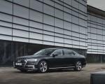 2020 Audi A8 L 60 TFSI e quattro (Plug-In Hybrid UK-Spec) Front Three-Quarter Wallpapers 150x120 (44)