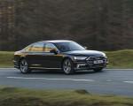 2020 Audi A8 L 60 TFSI e quattro (Plug-In Hybrid UK-Spec) Front Three-Quarter Wallpapers 150x120 (12)