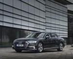2020 Audi A8 L 60 TFSI e quattro (Plug-In Hybrid UK-Spec) Front Three-Quarter Wallpapers 150x120 (45)