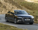 2020 Audi A8 L 60 TFSI e quattro (Plug-In Hybrid UK-Spec) Front Three-Quarter Wallpapers 150x120 (13)
