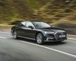 2020 Audi A8 L 60 TFSI e quattro (Plug-In Hybrid UK-Spec) Front Three-Quarter Wallpapers 150x120 (3)