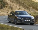 2020 Audi A8 L 60 TFSI e quattro (Plug-In Hybrid UK-Spec) Front Three-Quarter Wallpapers 150x120 (15)