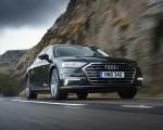 2020 Audi A8 L 60 TFSI e quattro (Plug-In Hybrid UK-Spec) Front Three-Quarter Wallpapers 150x120 (5)