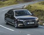 2020 Audi A8 L 60 TFSI e quattro (Plug-In Hybrid UK-Spec) Front Three-Quarter Wallpapers 150x120 (7)