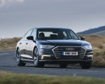 2020 Audi A8 L 60 TFSI e quattro (Plug-In Hybrid UK-Spec) Front Three-Quarter Wallpapers 150x120 (25)