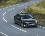 2020 Audi A8 L 60 TFSI e quattro (Plug-In Hybrid UK-Spec) Front Three-Quarter Wallpapers 150x120 (16)