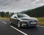 2020 Audi A8 L 60 TFSI e quattro (Plug-In Hybrid UK-Spec) Front Three-Quarter Wallpapers 150x120 (8)