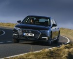 2020 Audi A8 L 60 TFSI e quattro (Plug-In Hybrid UK-Spec) Front Wallpapers 150x120 (35)