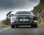 2020 Audi A8 L 60 TFSI e quattro (Plug-In Hybrid UK-Spec) Front Wallpapers 150x120 (9)