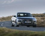 2020 Audi A8 L 60 TFSI e quattro (Plug-In Hybrid UK-Spec) Front Wallpapers 150x120 (28)