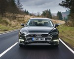 2020 Audi A8 L 60 TFSI e quattro (Plug-In Hybrid UK-Spec) Front Wallpapers 150x120 (10)