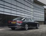 2020 Audi A8 L 60 TFSI e quattro (Plug-In Hybrid UK-Spec) Rear Three-Quarter Wallpapers 150x120 (48)