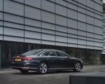 2020 Audi A8 L 60 TFSI e quattro (Plug-In Hybrid UK-Spec) Rear Three-Quarter Wallpapers 150x120 (47)