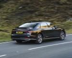 2020 Audi A8 L 60 TFSI e quattro (Plug-In Hybrid UK-Spec) Rear Three-Quarter Wallpapers 150x120 (29)