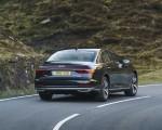 2020 Audi A8 L 60 TFSI e quattro (Plug-In Hybrid UK-Spec) Rear Three-Quarter Wallpapers 150x120 (30)