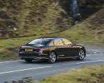 2020 Audi A8 L 60 TFSI e quattro (Plug-In Hybrid UK-Spec) Rear Three-Quarter Wallpapers 150x120 (31)