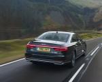 2020 Audi A8 L 60 TFSI e quattro (Plug-In Hybrid UK-Spec) Rear Wallpapers 150x120 (37)