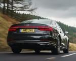 2020 Audi A8 L 60 TFSI e quattro (Plug-In Hybrid UK-Spec) Rear Wallpapers 150x120 (18)