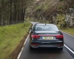 2020 Audi A8 L 60 TFSI e quattro (Plug-In Hybrid UK-Spec) Rear Wallpapers 150x120 (20)