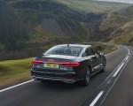 2020 Audi A8 L 60 TFSI e quattro (Plug-In Hybrid UK-Spec) Rear Wallpapers 150x120 (21)