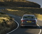 2020 Audi A8 L 60 TFSI e quattro (Plug-In Hybrid UK-Spec) Rear Wallpapers 150x120 (38)