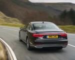 2020 Audi A8 L 60 TFSI e quattro (Plug-In Hybrid UK-Spec) Rear Wallpapers 150x120 (22)