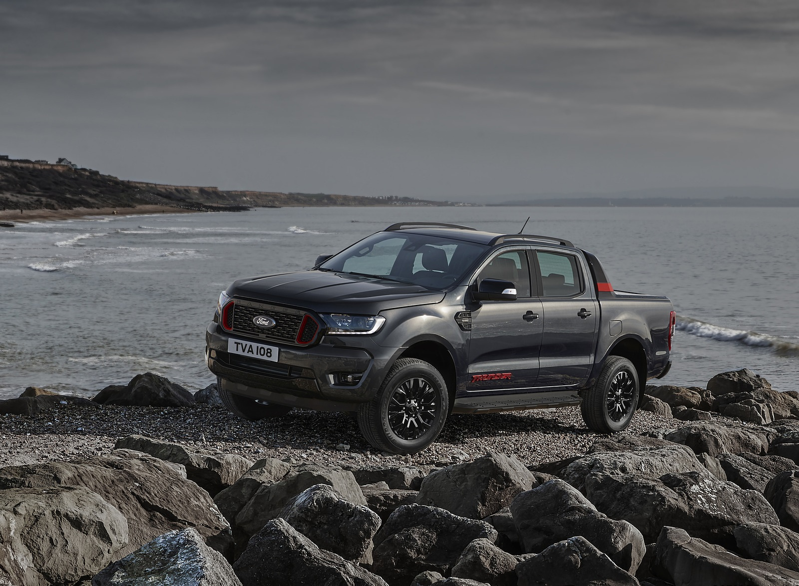 2020 Ford Ranger Thunder Front Three-Quarter Wallpapers (5)