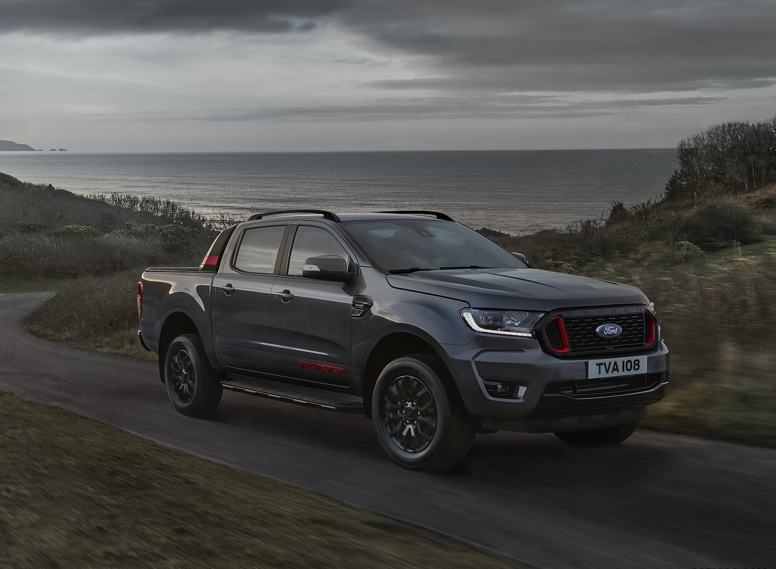 2020 Ford Ranger Thunder Front Three-Quarter Wallpapers (2)
