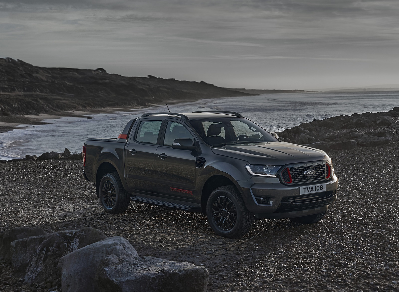 2020 Ford Ranger Thunder Front Three-Quarter Wallpapers (6)