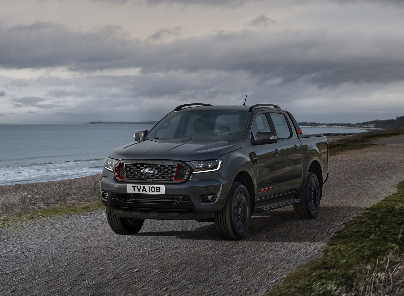 2020 Ford Ranger Thunder Front Three-Quarter Wallpapers (1)